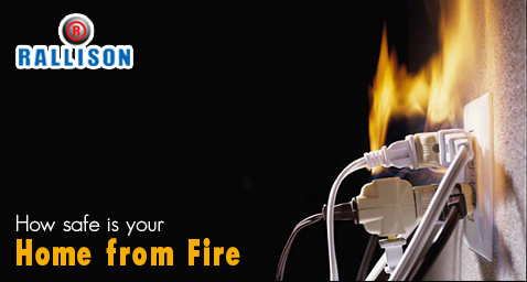 How safe is your home from fire?