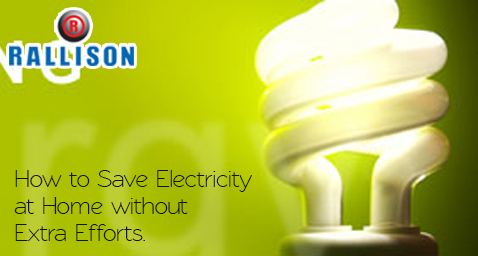 How to save electricity at home without extra efforts.