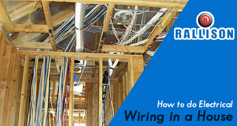 How To Do Electrical Wiring In a House