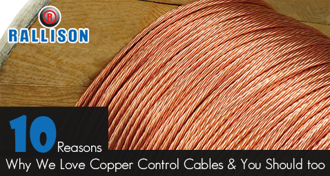 10 reasons why we love copper control cables and you should too