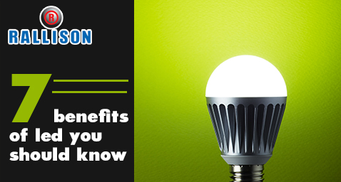 7 Benefits of LED you should know