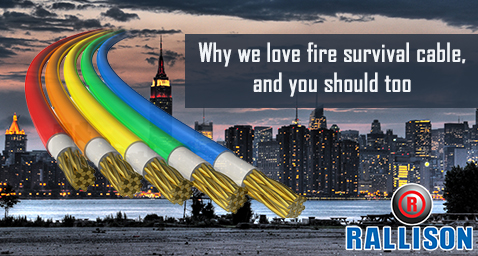 Why we love fire survival cable, and you should too ?
